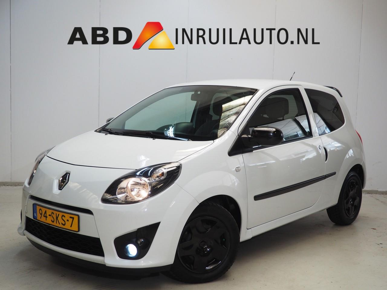 Renault Twingo 1.5 dci collection, airco, cruise, spoiler, nette auto