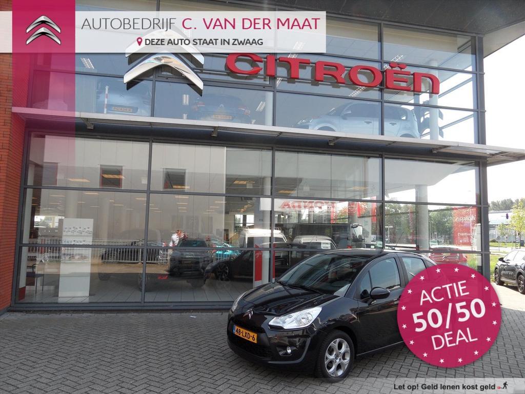 Citroën C3 1.4vti 95pk business rijklaar