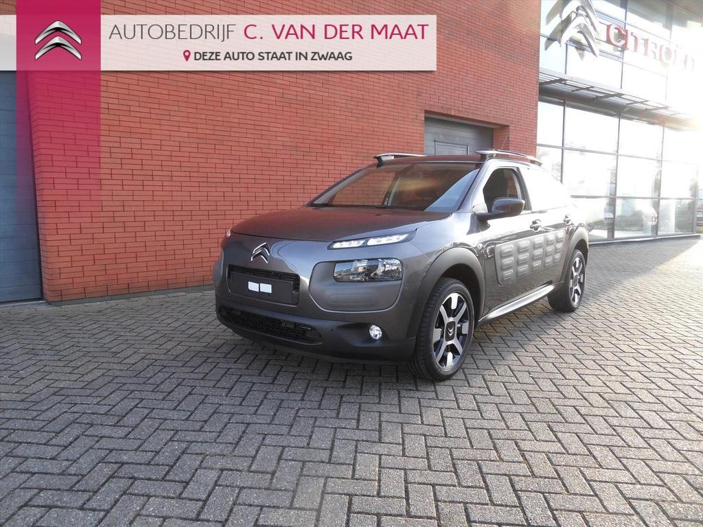 Citroën C4 cactus Vti 82pk one tone navigatie rijklaar