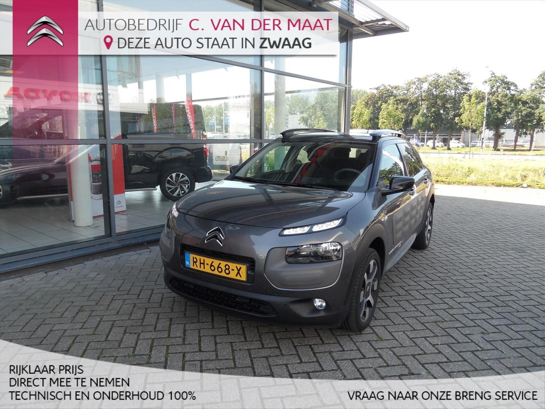 Citroën C4 cactus Vti 82pk one tone navigatie rijklaar prijs