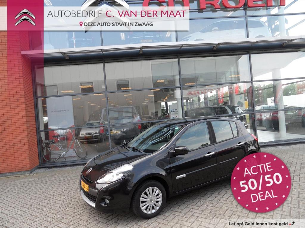 Renault Clio 1.2 tce collection 100 5-drs navigatie rijklaar
