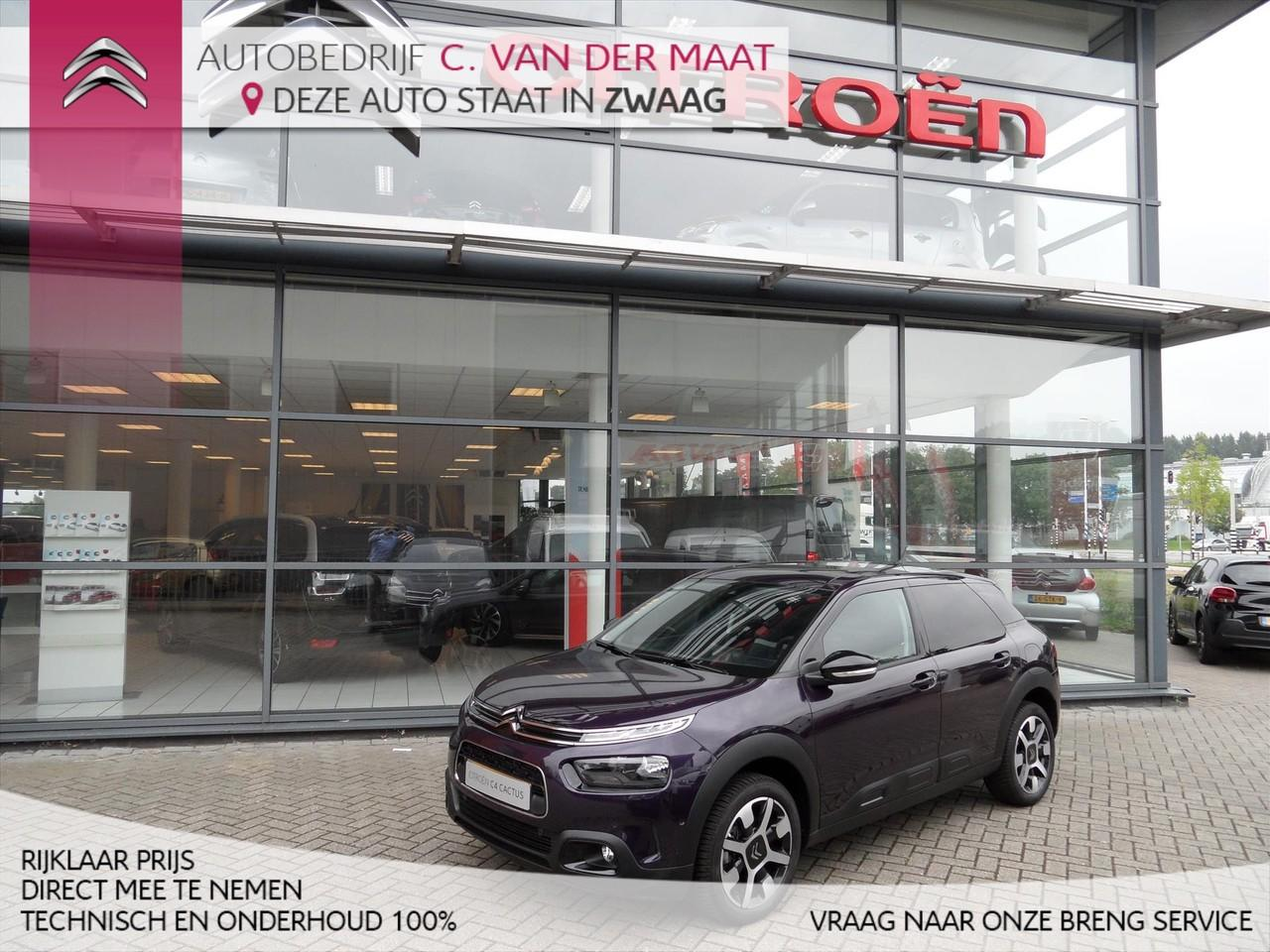 Citroën C4 cactus Puretech 130pk shine full options rijklaar prijs