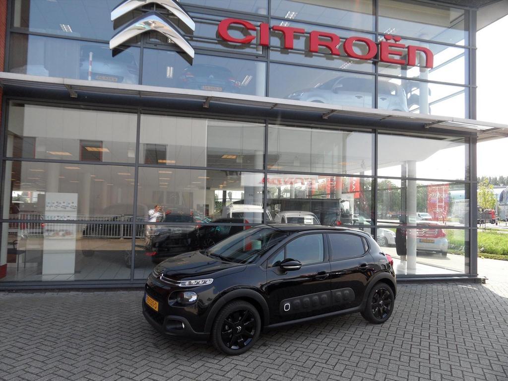 Citroën C3 1.2 puretech 110pk s&s shine navigatie rijklaar