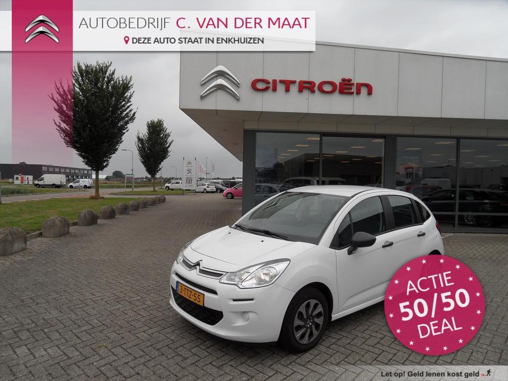 Citroën C3 1.0 vti 68pk attraction rijklaar