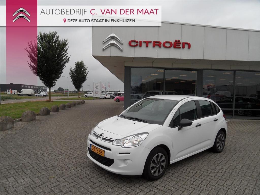 Citroën C3 1.0 vti 68pk attraction rijklaar prijs