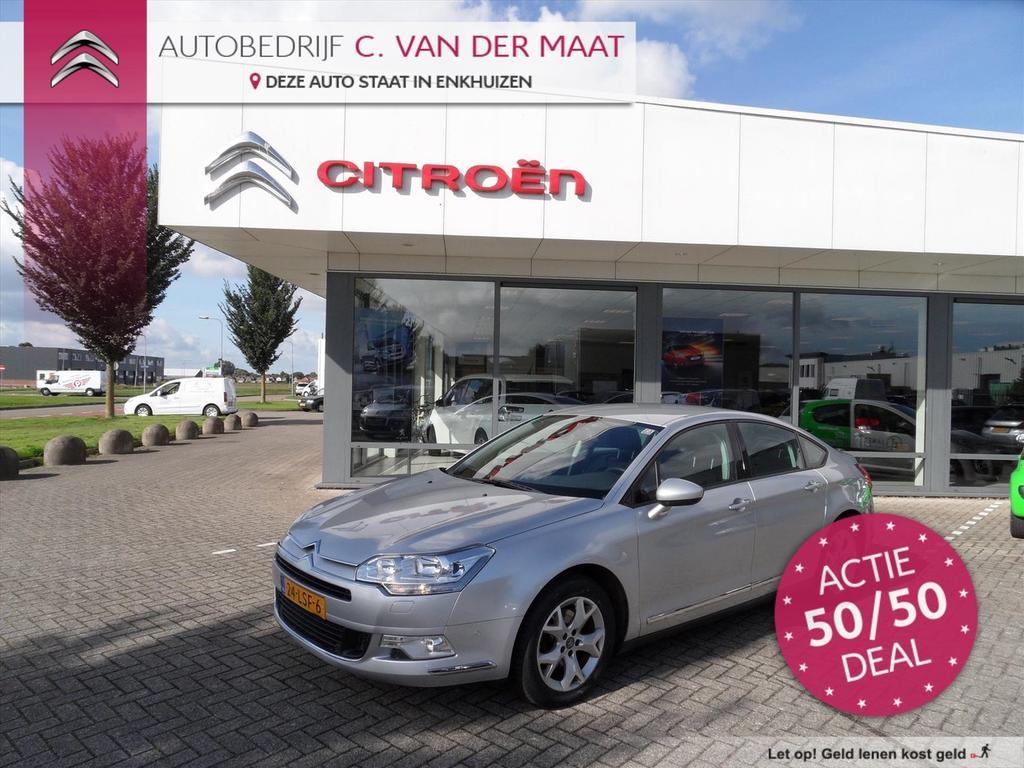 Citroën C5 1.6 thp limited business navigatie rijklaar