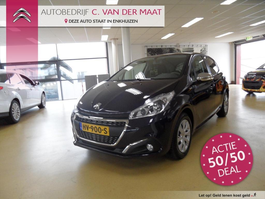 Peugeot 208 1.2 puretech 82pk 5d urban soul navigatie rijklaar