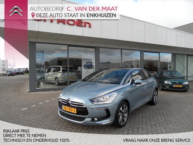 Citroën Ds5 1.6 thp 155pk aut so chic navigatie rijklaar prijs