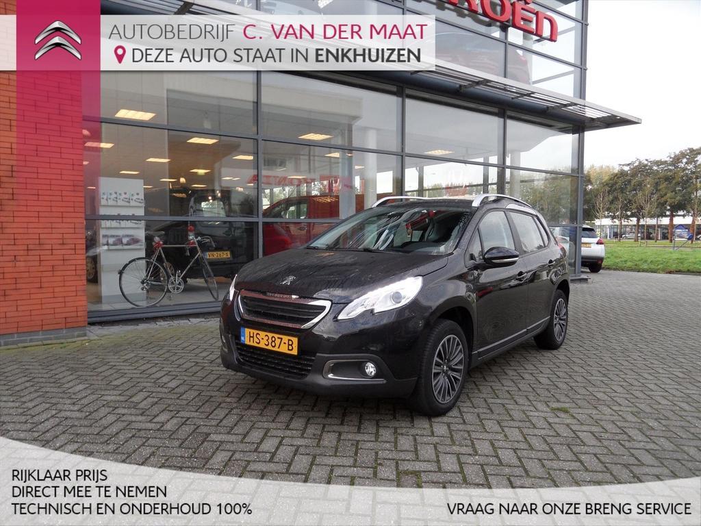 Peugeot 2008 1.2 82pk active automaat navigatie rijklaar prijs