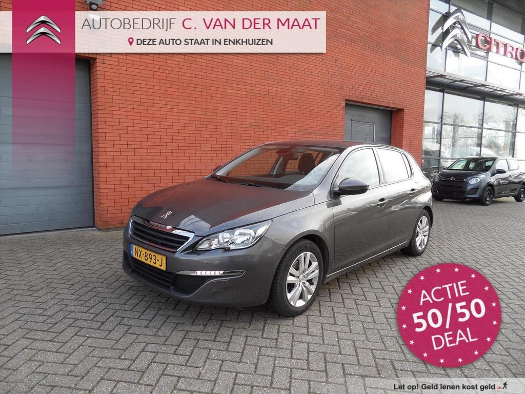 Peugeot 308 1.2 puretech 110pk s&s active navigatie rijklaar