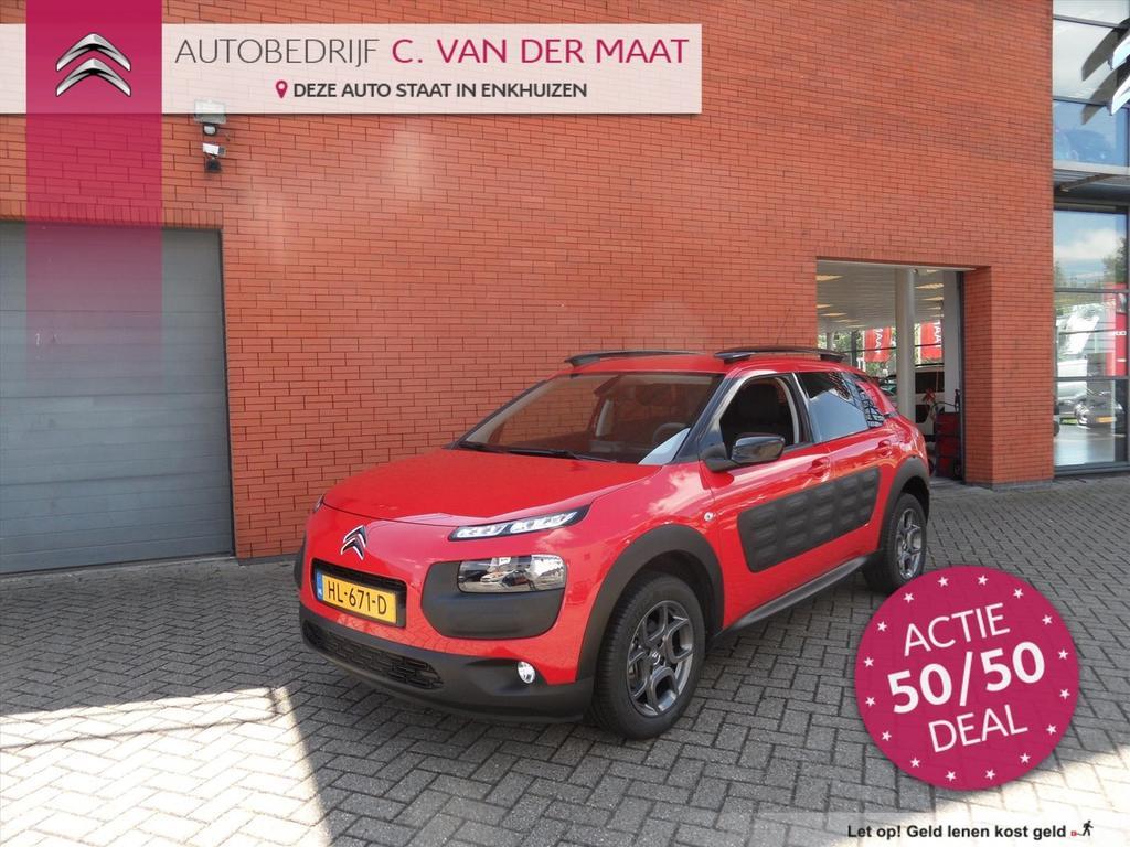 Citroën C4 cactus Vti 82pk shine navigatie rijklaar