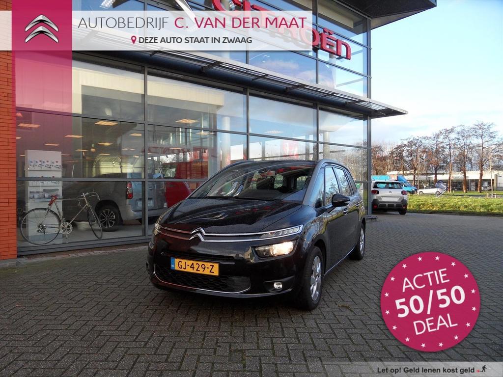 Citroën Grand c4 picasso Puretech 130pk s&s business rijklaar
