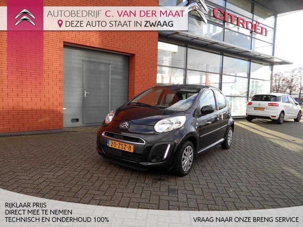 Citroën C1 1.0 5-drs collection airco rijklaar prijs