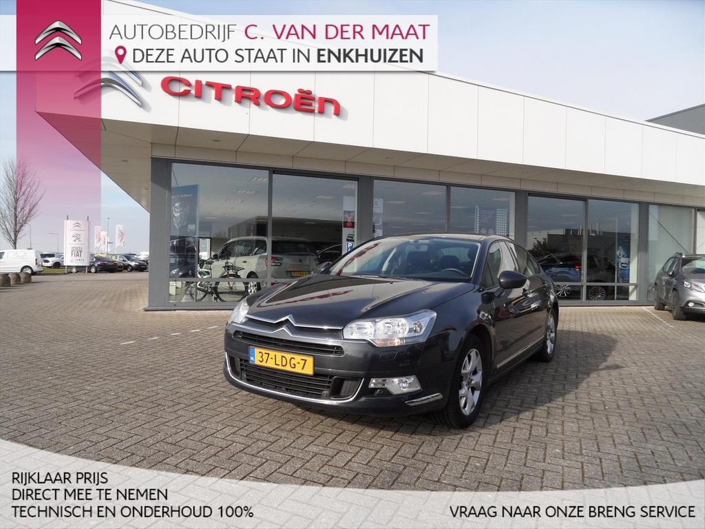 Citroën C5 1.6 thp (conv.vering) dynamique rijklaar prijs