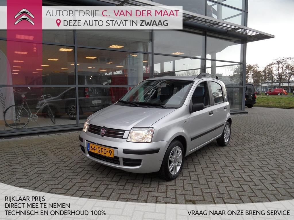 Fiat Panda 1.2 emotion airco 45.027 km rijklaar prijs