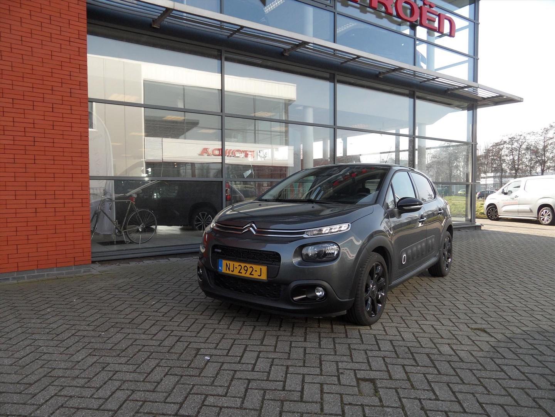 Citroën C3 1.2 puretech 110pk s&s shine rijklaar prijs