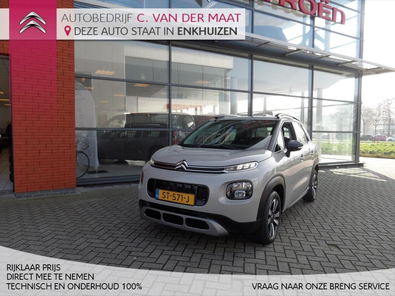 Citroën C3 aircross 1.2 110pk s&s feel navigatie rijklaar prijs