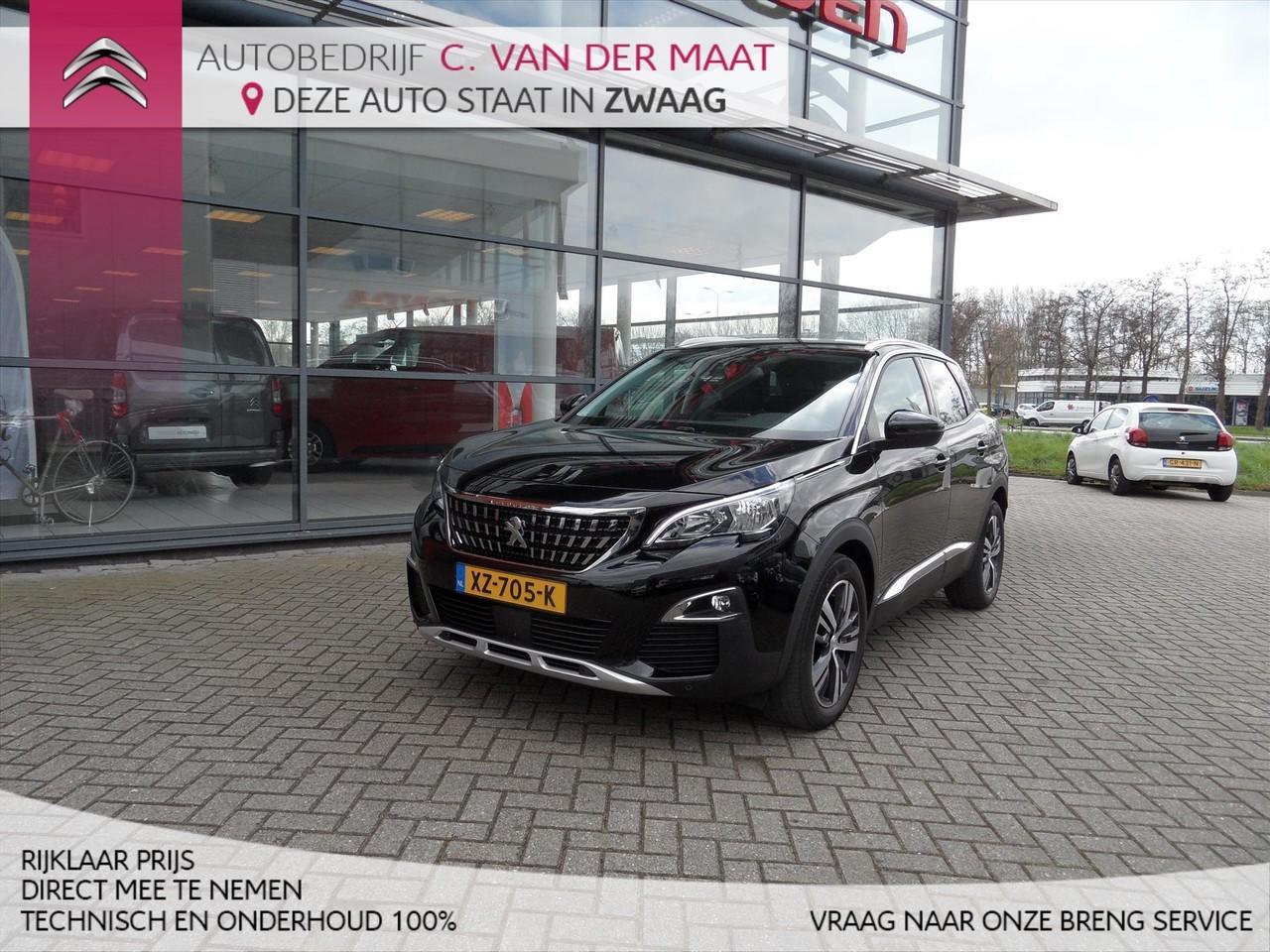 Peugeot 3008 1.2 130pk navigatie active rijklaar prijs
