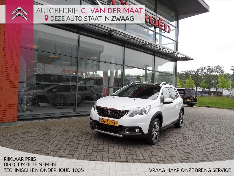 Peugeot 2008 1.2 110pk 6 eat automaat navigatie allure rijklaar prijs