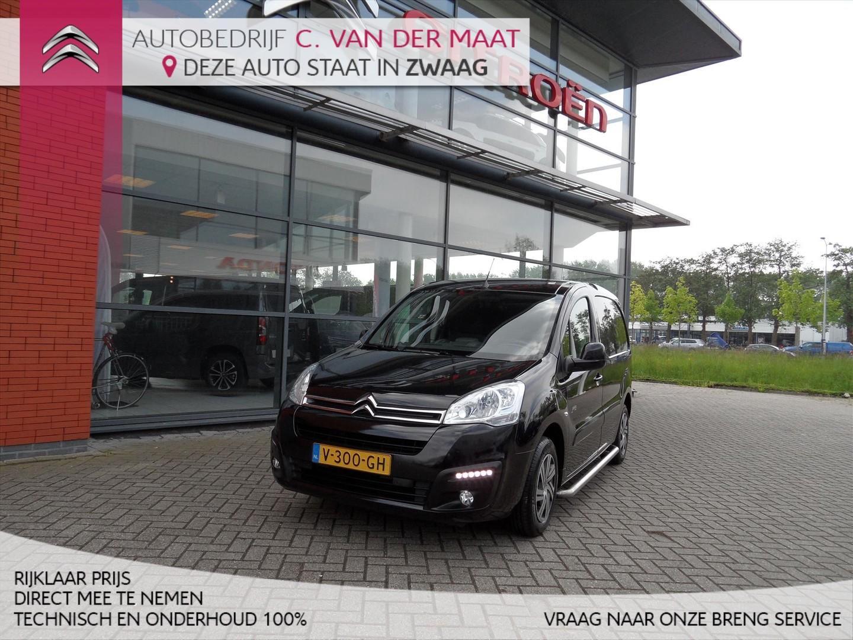 Citroën Berlingo 1.6 hdi business 100 pk automaat navigatie rijklaar prijs