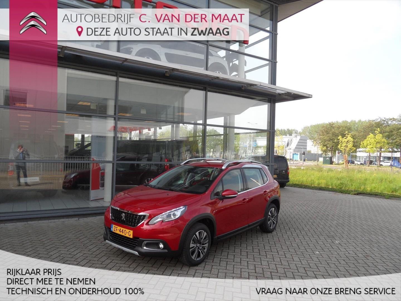 Peugeot 2008 1.2 110pk eat6 automaat gt-line rijklaar prijs