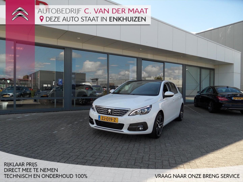 Peugeot 308 1.2 130pk s&s automaat eat8 allure rijklaar prijs