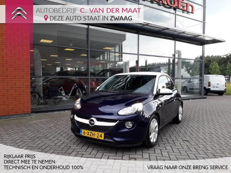Opel Adam 1.0 turbo start/stop 90pk adam jam