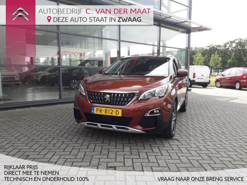 Peugeot 3008 1.6 e-thp 165pk s&s eat automaat allure rijklaar prijs