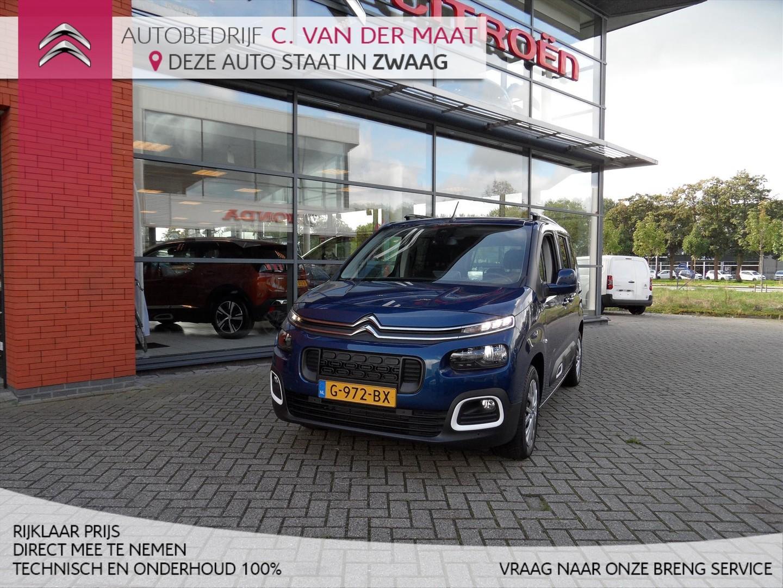Citroën Berlingo New 1.2 110pk s&s shine navigatie rijklaar prijs
