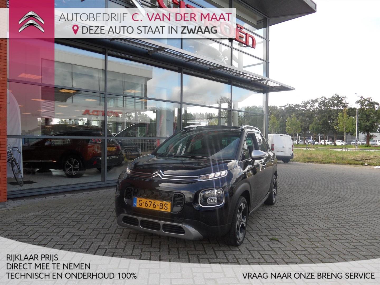 Citroën C3 aircross 1.2 110pk s&s eat6 automaat shine rijklaar prijs