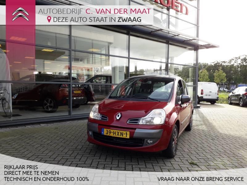 Renault Grand modus 1.6 16v 110pk automaat dynamique rijklaar prijs