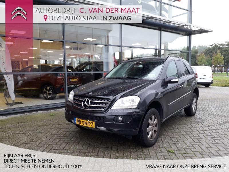 Mercedes-benz M-klasse 3.5 ml350 4matic automaat rijklaar prijs