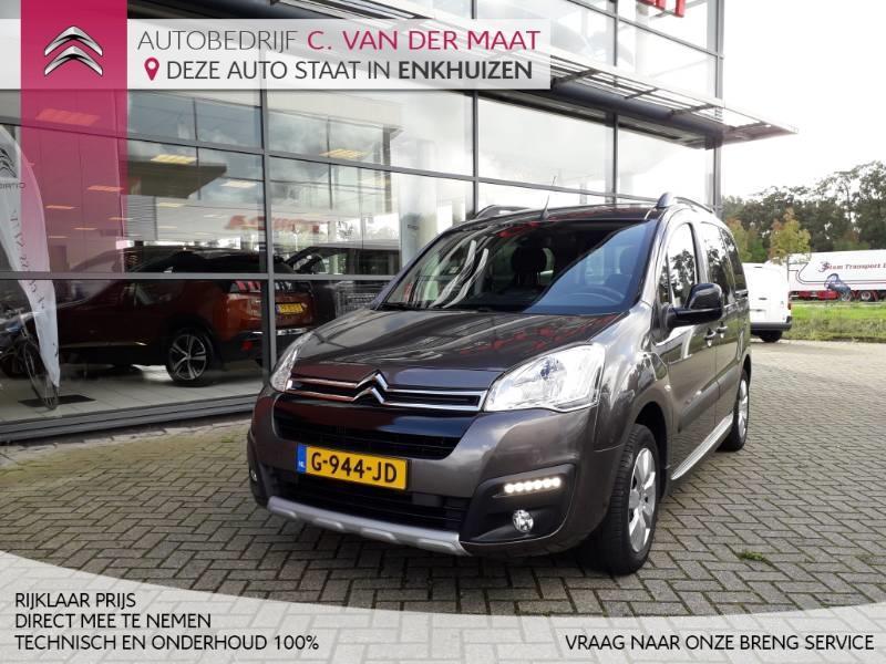 Citroën Berlingo Multispace 1.2 110pk s&s xtr rijklaar prijs