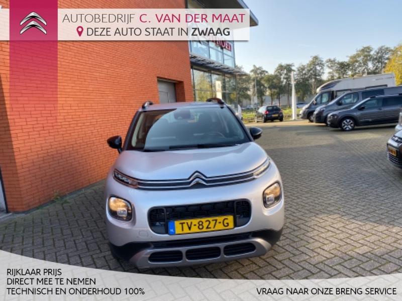 Citroën C3 aircross 1.2 puretech 110pk s&s feel rijklaar prijs