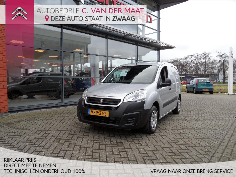 Peugeot Partner Gb 120 l1 1.6 e-hdi 16v 90pk 3-zits 2tronic navteq rijklaar prijs