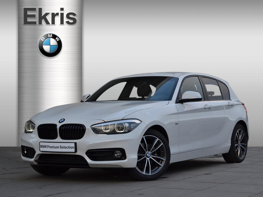 Bmw 1 serie 116i sport shadow edition executive