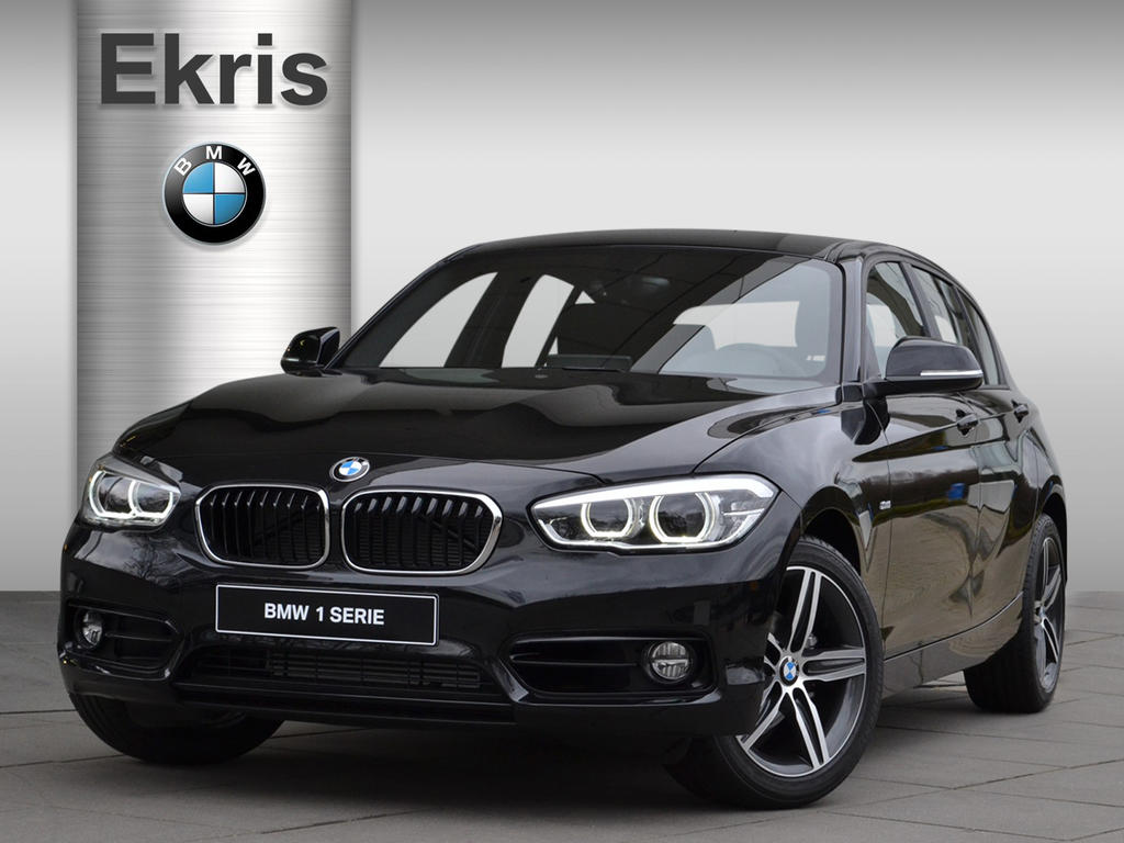 bmw 1 serie 118d executive sportline diesel bmw ekris. Black Bedroom Furniture Sets. Home Design Ideas