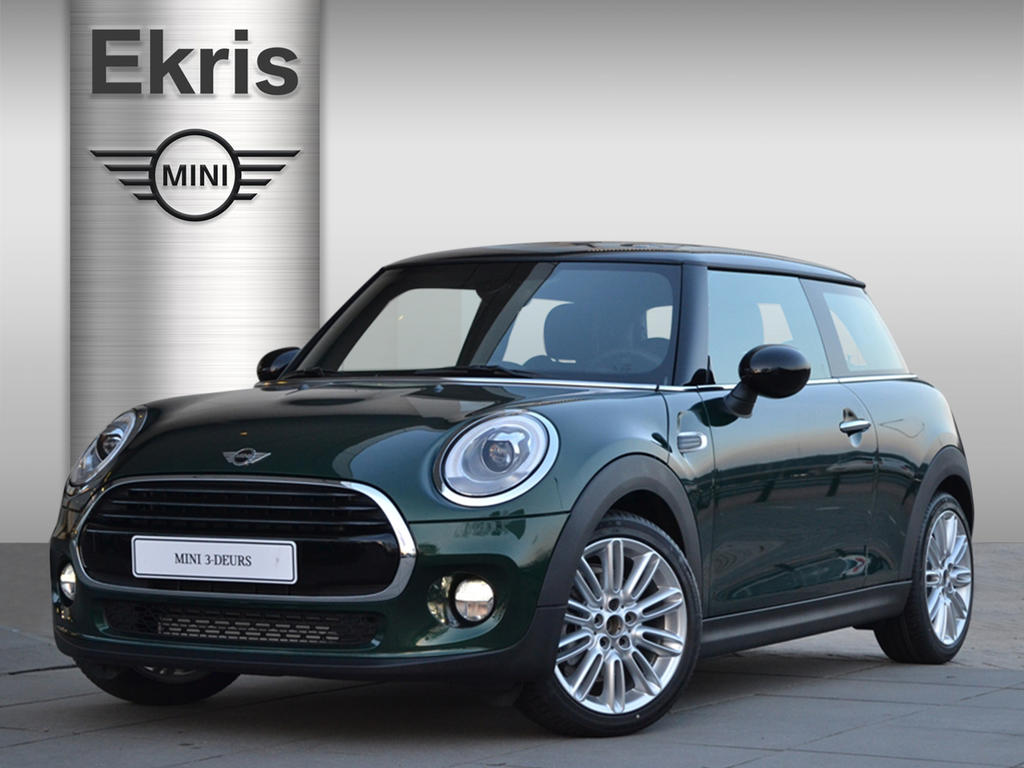 Mini 3-deurs Cooper chili + serious business