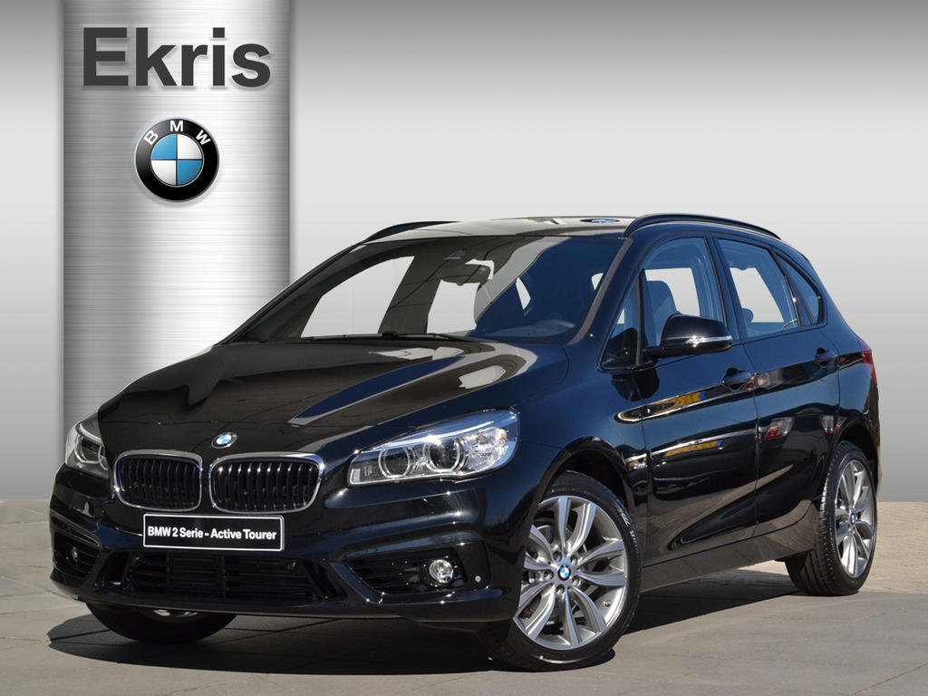 Bmw 2 serie 218d active tourer executive sport line corporate lease