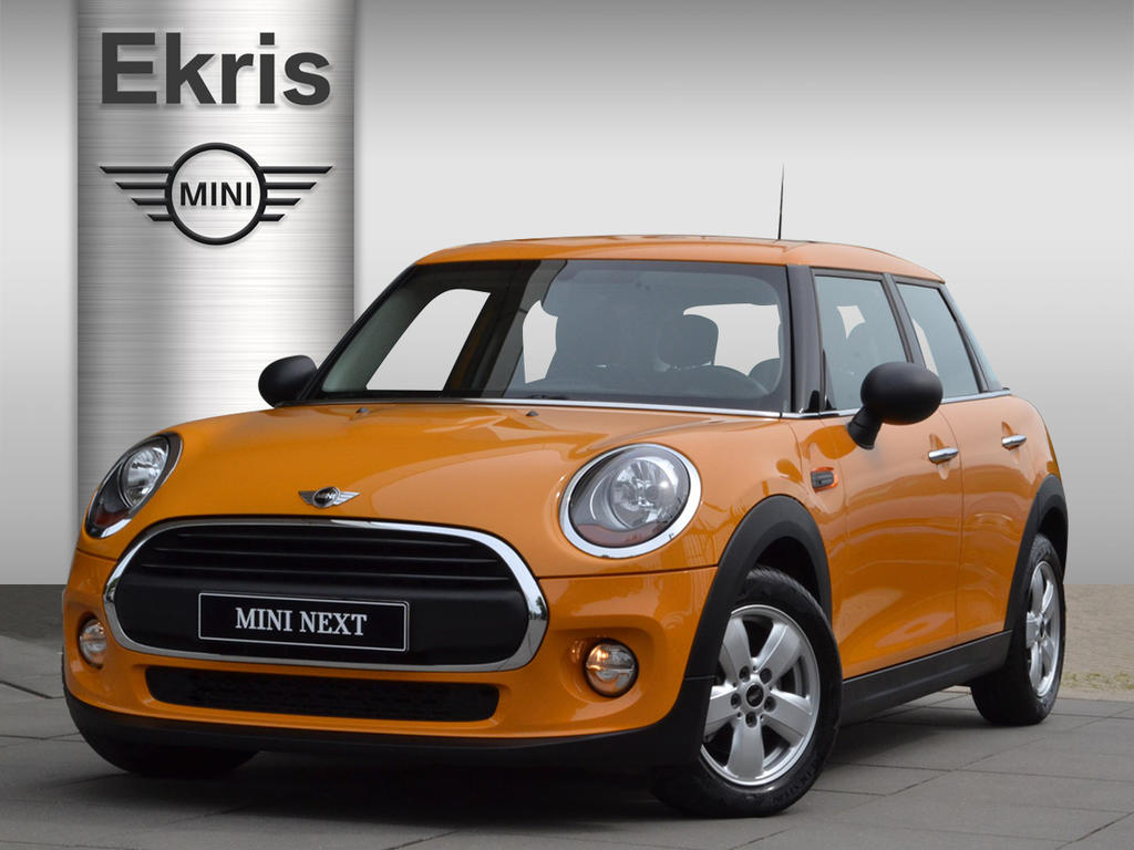 Mini 5-deurs One aut. business