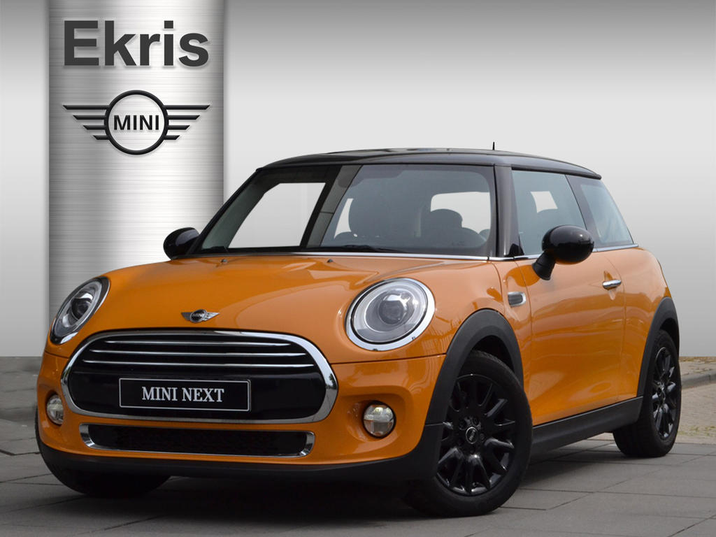 Mini 3-deurs Cooper chili wired