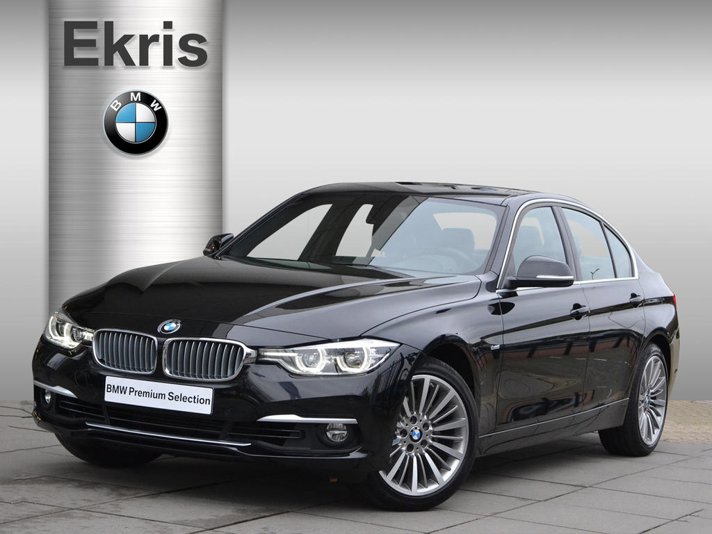 Bmw 3 serie 318i sedan aut. edition luxury line