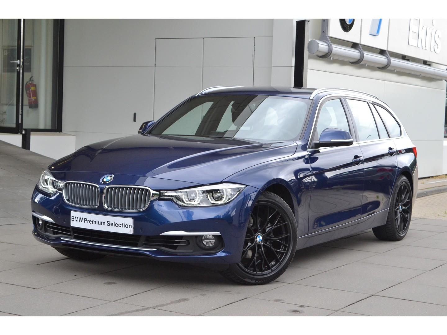 Bmw 3 serie 320i touring aut. luxury line purity edition