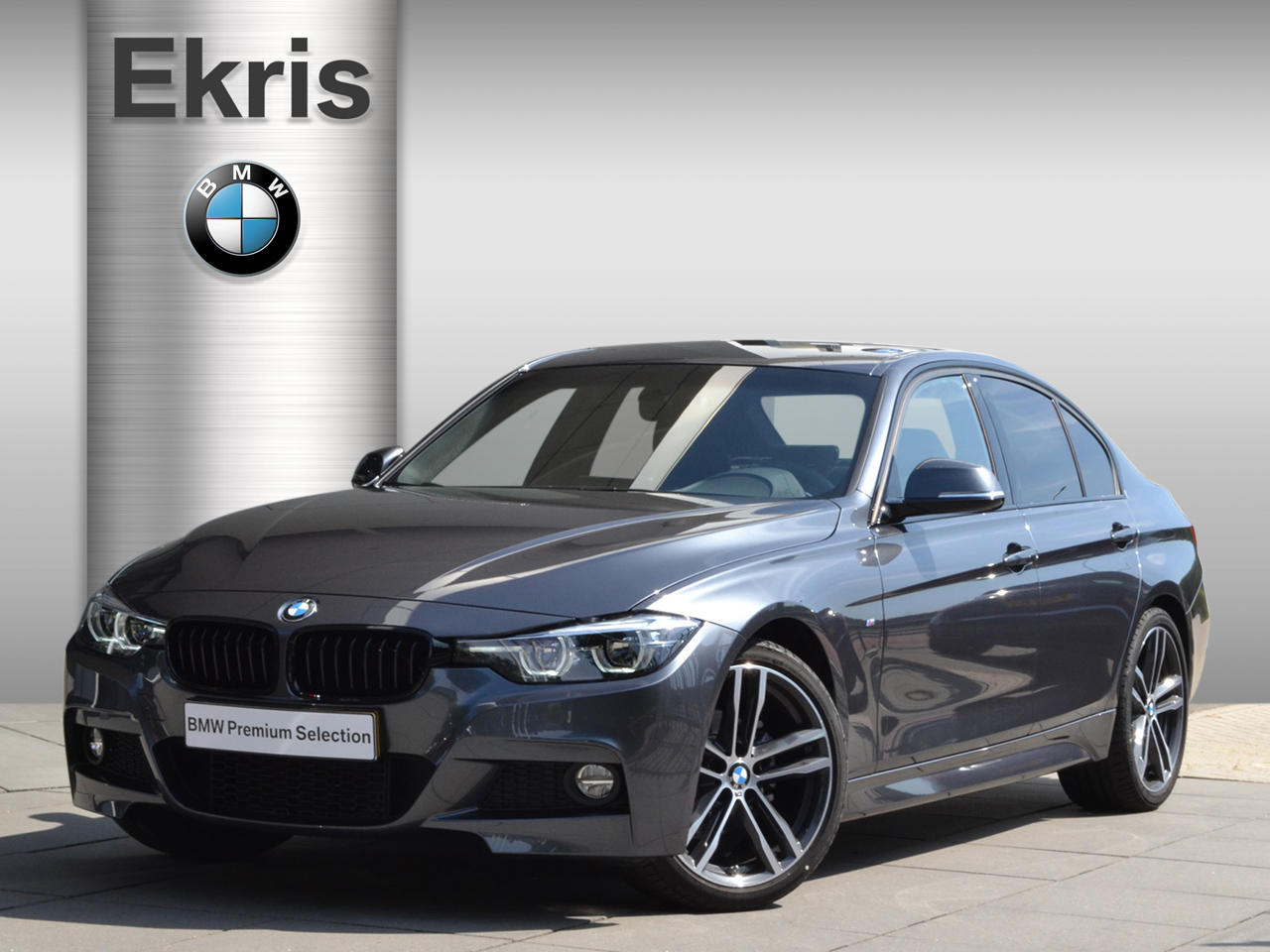 Bmw 3 serie 320i sedan aut. m sport edition