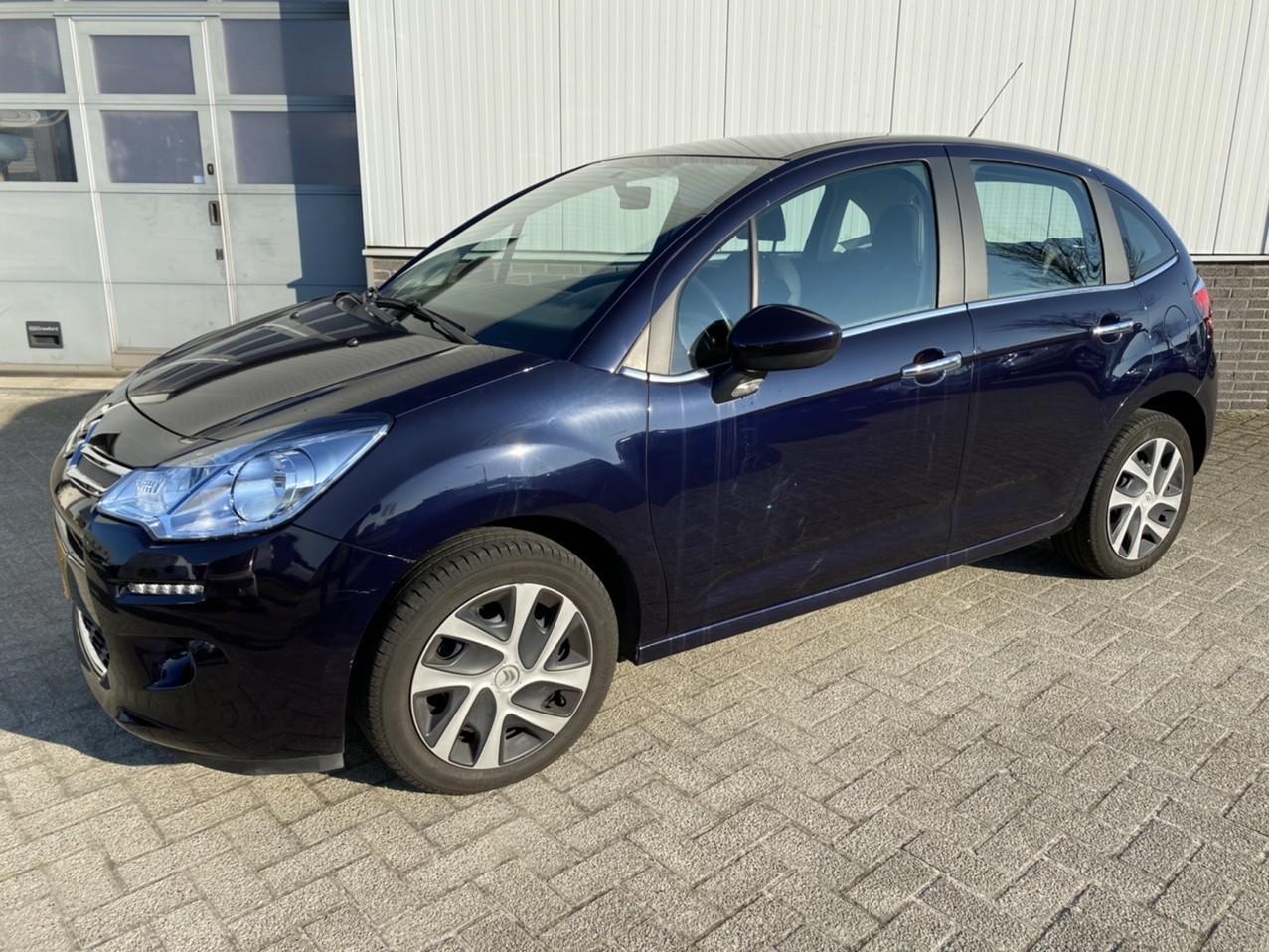 Citroën C3 1.2 puretech 82pk selection rijklaar prijs