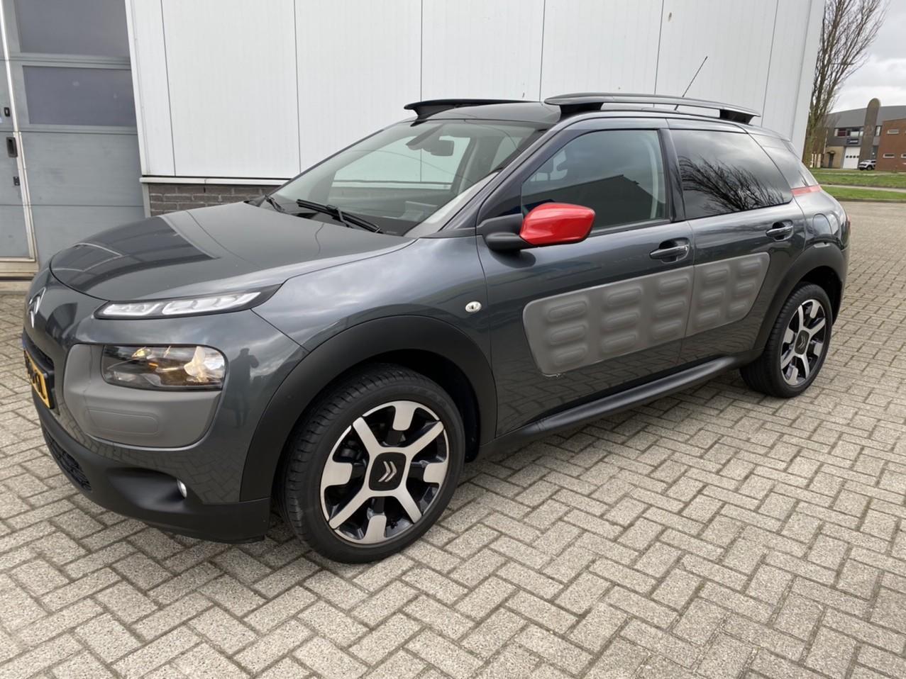 Citroën C4 cactus Puretech 82pk shine pano camera rijklaar prijs