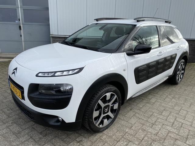 Citroën C4 cactus Puretech 82pk business navigatie rijklaar prijs