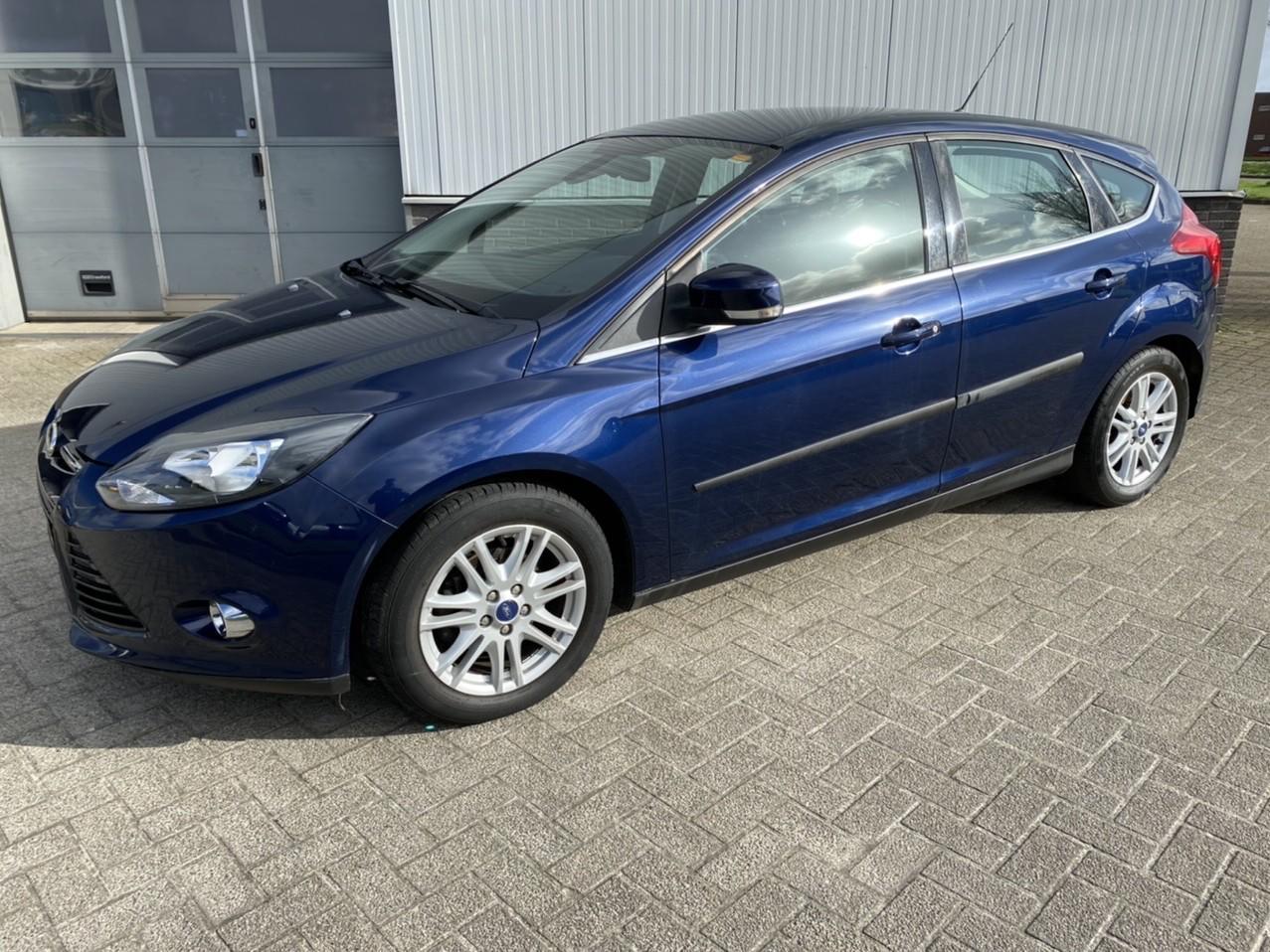 Ford Focus 1.0 ecoboost 125pk 5-deurs titanium rijklaar prijs