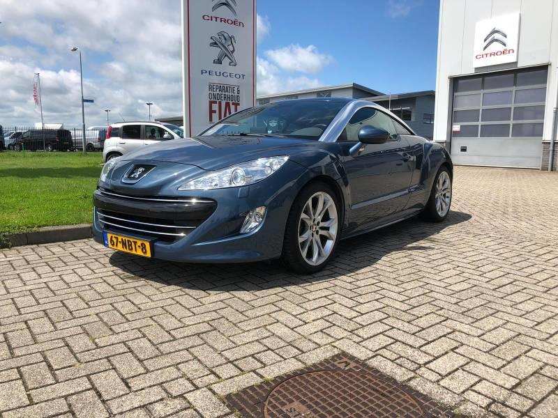 Peugeot Rcz 1.6 thp 16v 155pk navigatie rijklaar prijs