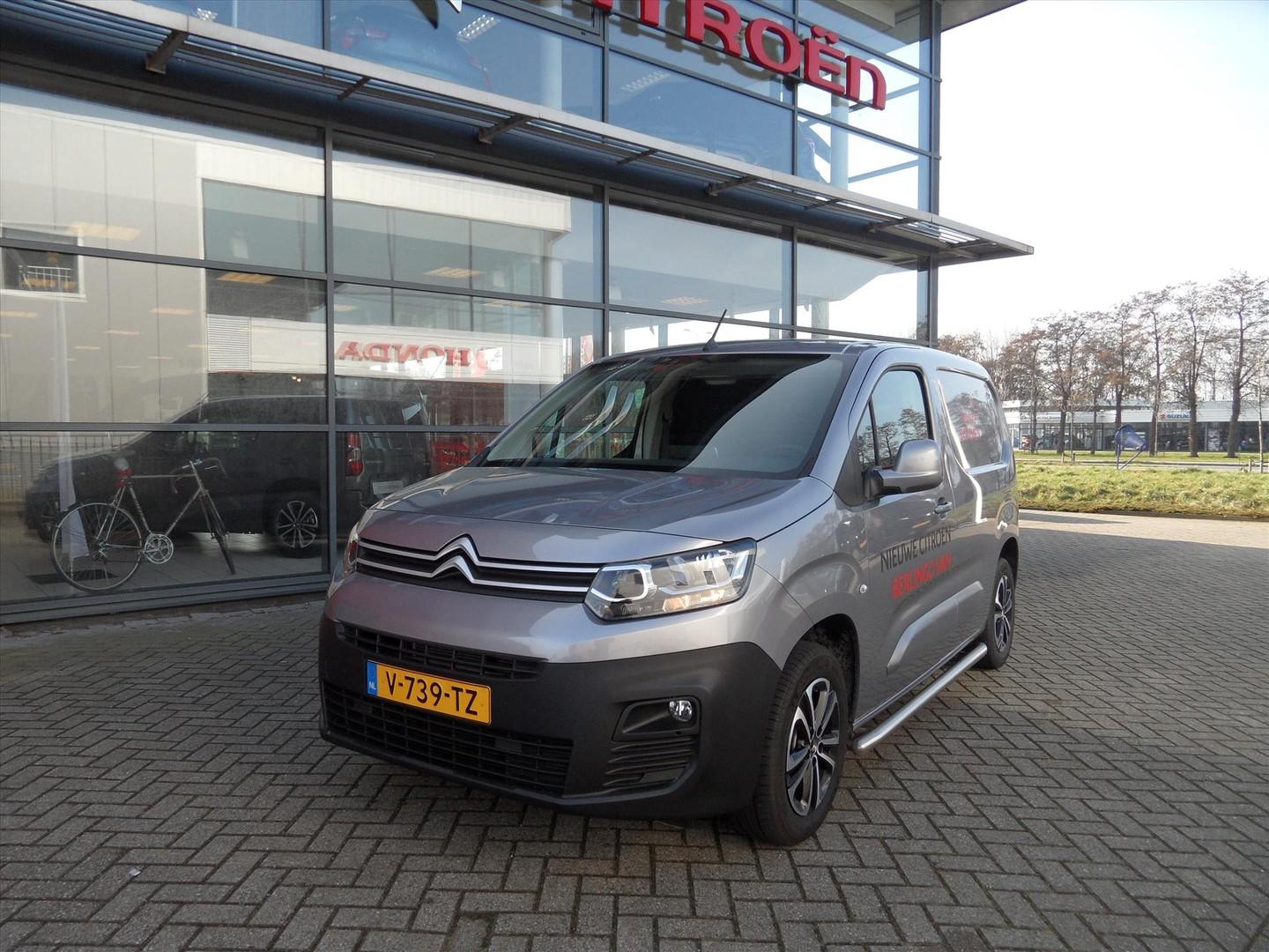 Citroën Berlingo Van new gb 1.6 bluehdi 100pk s&s l1 club